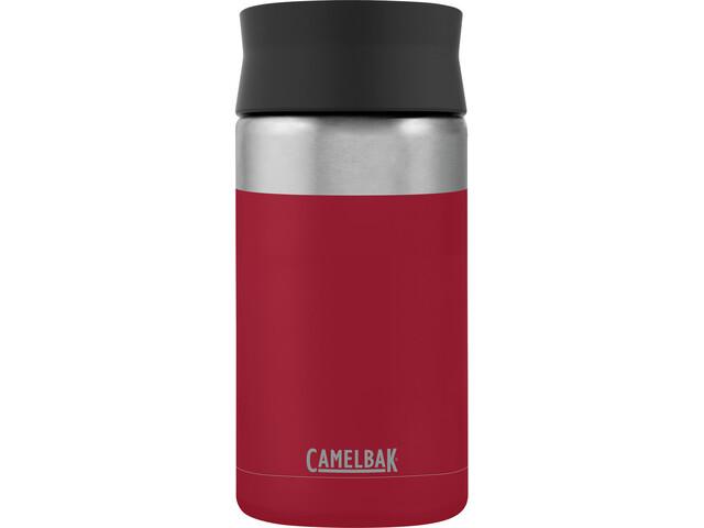 CamelBak Hot Cap Vacuüm geïsoleerde roestvrijstalen fles 300ml, cardinal